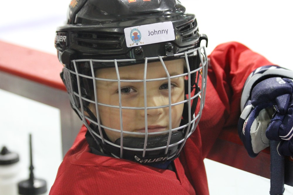 Mike Fountain Muskoka Summer Hockey School Teaching Your Kids